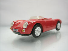 Hongwell Porsche 550A Spyder 1/43? Red Very Good Condition