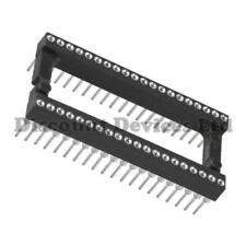 "40 pin Turned IC Socket Precision 0.6"""