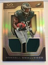 2016 Panini Infinity #Rom-39 Wendell Smallwood Eagles Jersey Patch RC Card 60/88