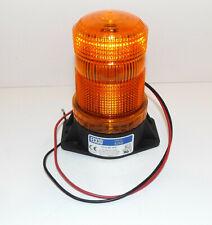 NEW! ECCO : Strobe Light - 12-80VDC Amber LED (1807713) {D1067}