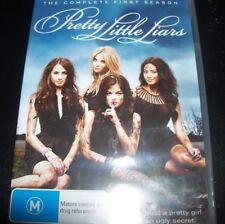 Pretty Little Liars The Complete First Season 1 (Australia Region 4) DVD – New