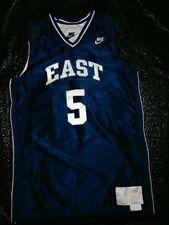 NIKE SUPREME ALLSTAR EAST #5 BASKETBALL REVERSIBLE NBA Swingman Jersey SZ M