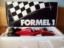 1/18 FERRARI 412 T2 GERHARD BERGER 1995 CLOSED BOX