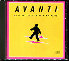 AVANTI - A COLLECTION OF EMERGENCY CLASSICS - FUNK CD COMPILATION [438]
