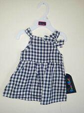 Sweet & Soft Baby Plaid Summer Dresses