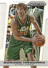 New listing 2013-14 Prizm Gordon Hayward Silver Refractor #16 Jazz Boston Celtics Butler