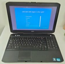 Dell Latitude E5530 Intel Core i5 2.60GHz 4GB RAM 300GB HDD 15.6'' Win7 Laptop