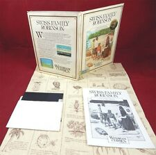 C64:  Swiss Family Robinson - Windham 1984