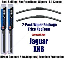 2pk Super-Premium NeoForm Wipers fit 1997-2006 Jaguar XK8 16210x2