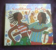 PUTUMAYO PRESENTS CARIBBEAN PARTY CD
