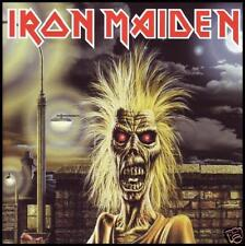 IRON MAIDEN - S/T ENHANCED Pic Disc CD ( METAL ) *NEW*