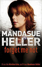 Forget Me Not by Mandasue Heller (Paperback) New Book