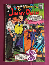 SUPERMAN'S PAL JIMMY OLSEN 117 GD- (DC 1969) Low Grade