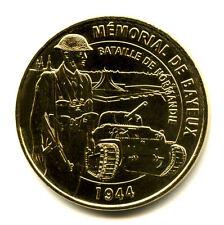 14 BAYEUX Char et soldat, 2012, Monnaie de Paris