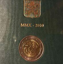 2 Euro Commemorativo Vaticano 2010. Anno Sacerdotale. FDC Vatican State *2 Euro*