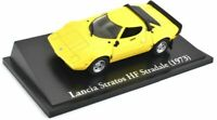 Lancia Stratos HF Stradale (1973),Scale 1:43 by Atlas Editions