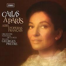 CD Maria Callas : Callas A Paris - Airs d'Opéras Français (Version Stéréo)