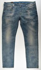 G-Star RAW, Jeans 3301 Slim W40 L34, Jeanshose Herrenjeans Vekos Stretch Denim