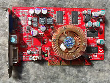 MSI NVIDIA GeForce fx5700, fx5700-td128n 128mb rda, AGP, VGA D-sub, DVI