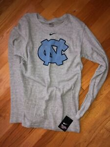 NIKE North Carolina therma long sleeve Youth Shirt Size XL (20)