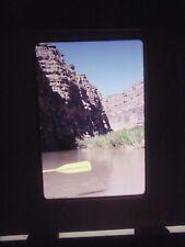 Original Slide vacation Colorado White water boat trip Rio Grande River valley o