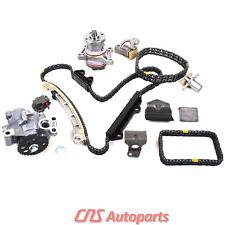 99-06 2.5L 2.7L Suzuki Timing Chain Set w/o Gears & Water Oil Pump Kit H25A H27A