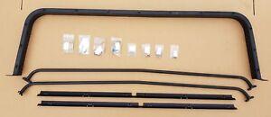 HMMWV  2 Man to 4 Man Conversion Parts Kit M998 C-Pillar, Bows, Rails,& Hardware