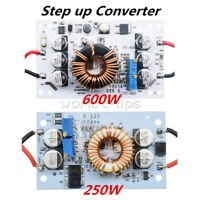 250/600W 10A Step Up DC Boost Converter Constant Current Power Supply LED Module
