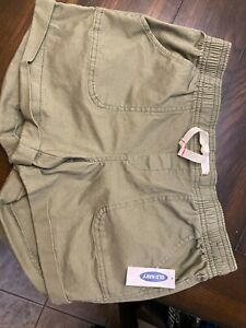 New Old Navy Shorts xl Brown Flat Stretch Shorts Girls XL (14) BNWT