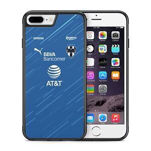 MONTERREY RAYADOS AWAY JERSEY 2019 BUMPER CASE IPHONE 5 6 7 8 X XS MAX XR GALAXY
