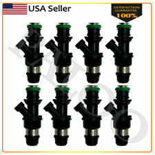 8*OEM Delphi 42lbs/3Bar Genuine Fuel Injector For 01-04 Chevy GMC Marine 8.1L V8