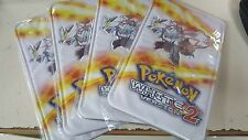 "Pokemon version blanche 2 ""white kyurem"" ds housse-brand new & sealed"