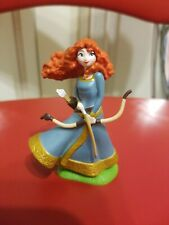 Disney Pixar Brave Merida Figurine PVC Figure Cake Topper 4 inch