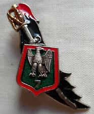 Insigne 7° RCC Chasseurs à Cheval Cavalerie ORIGINAL Delsart G.2037 France 1