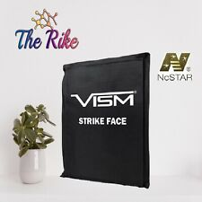 VISM Level IIIA Ballistic Plate Rectangle Soft Cut Shooters Panel 8X10 11X14