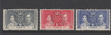 Cyprus 1937 Coronation SPECIMEN set SG148s/50s -Unmounted mint