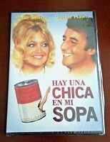 Hay una Chica en mi Sopa (Goldie Hawn y Peter Sellers) There's a Girl in my Soup