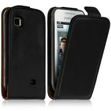 Case Cover Samsung Wave 575 Black