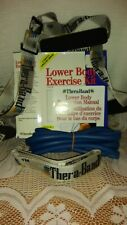 Thera Band Lower Body Exercise Kit Resistance Tubing Therapy