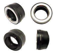 Bague d'adaptation lens ring objectif M42 vers boitier Fujifilm Fuji FX M42-FX