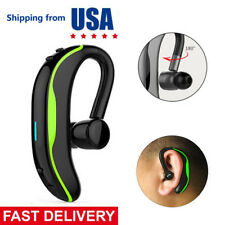 Bluetooth Headset Wireless Earpiece With Mic for Mobile Phone Driving Business