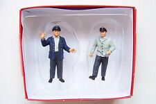 Preiser 1:32 scale Railroad Engineer & Fireman in Cab # 1 : Two Figures 63103