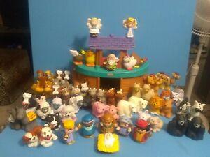 62 piece Little People Noah's Ark