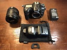 Nikon D7200 24.2MP Digital SLR Camera - Black - Kit w/ 24-85mm Lens + Extras