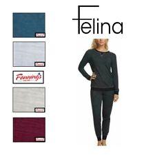SALE! Felina Women's 2 Piece French Terry Pajama Lounge Set SIZE/CLR VARIETY E42