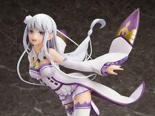 Re: Zero Starting Life in Another World Emilia Figure Figurine New Anime No Box