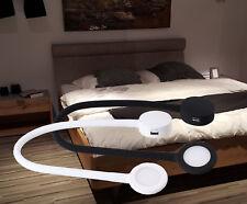 LED Bettlampen Set Bettleuchte Touch dimmbar weiß schwarz Leseleuchte #4203-04#