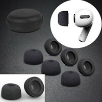 6PCS Air Foam Ear Tips Buds Cover Spare Parts For Airpods Pro 3 Earphone