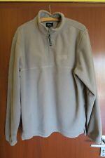 Globe Trotter Herren Fleece Pullover, Sweatshirt, Fleecepullover Größe L, NEU