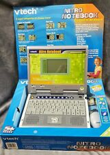 VTech Nitro Notebook Childrens Laptop Computer NEW in box W mouse & Cartridges